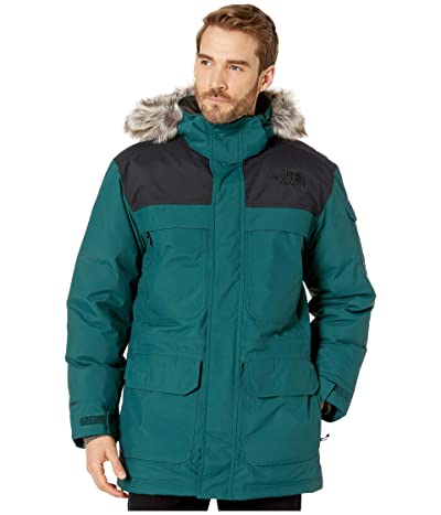 The North Face McMurdo Parka III (Ponderosa Green) Men