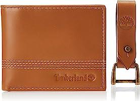 محفظة جلدية مطوية للرجال من تيمبرلاند