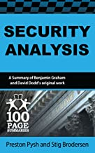 Best security analysis book summary Reviews