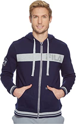 Fila - Locker Room Zip-Up Hoodie
