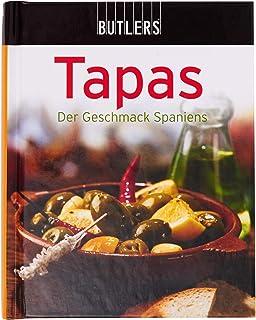 Butlers livre de cuisine Mini Tapas