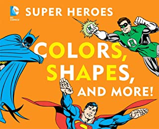 Colors, Shapes, and More!