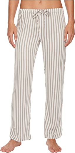 P.J. Salvage - Walk The Line Grey Striped Pants