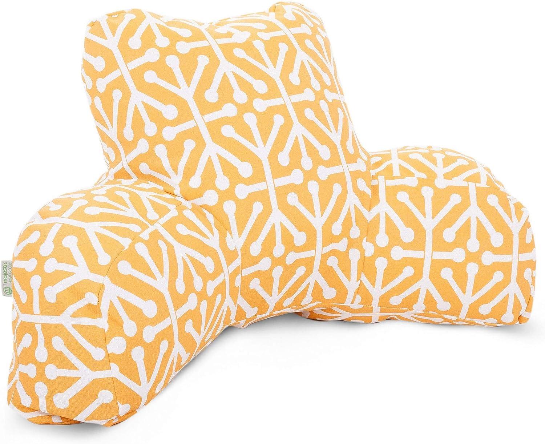 Majestic Home Goods Citrus Aruba Reading Pillow