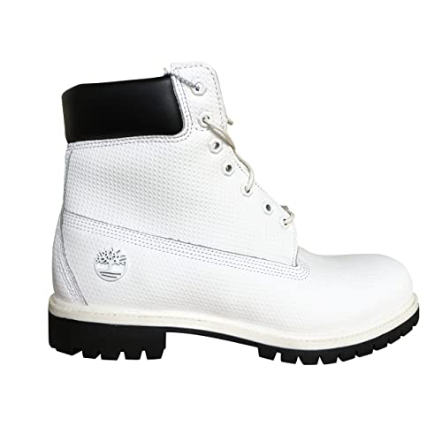 White Timberland Boots: