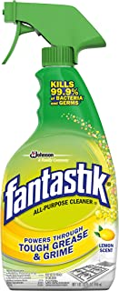 Fantastik All-Purpose Cleaner Trigger, Lemon Scent, 32 fl oz