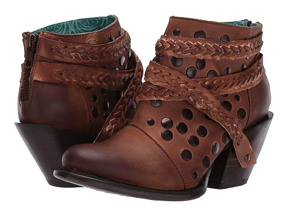 Corral Boots Z0060 (Chocolate) Cowboy Boots