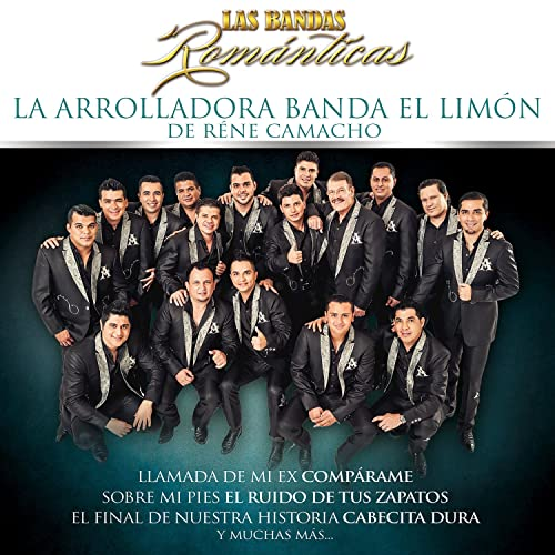 arrolladora comparame