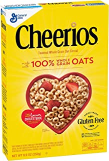Cheerios 100% Whole Grain Oats 8.9 oz by General Mills