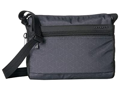 Hedgren Eye RFID Shoulder Bag (Cube Print) Shoulder Handbags