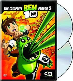 Cartoon Network: Classic Ben 10 Season 3