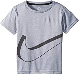 Dri-FIT Breathe Short Sleeve Top (Little Kids)