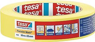 tesa UK Ltd 43340000100 Precisiemasker Indoor-Razor Sharp EdgeMasking Tape voor schilderen en decoreren, Residu vrij verwi...