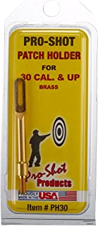 Pro-Shot .30 Caliber and Up Brass Patch Holder