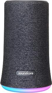 Portable Bluetooth Speaker, Soundcore Flare Wireless Speaker by Anker, Waterproof Party Speaker with 360° Sound, Enhanced ...