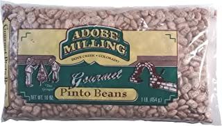 Pinto Beans - Adobe Milling 1Lb. Bags - Pack of 6