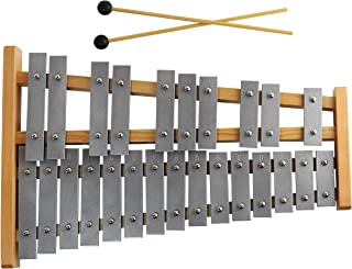 Glockenspiel 25 Note G-G Tuned Xylophone Percussion Musical Instrument