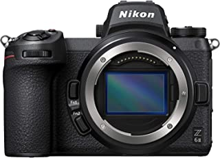 Nikon Z 6II 24.5MP FX-Format Mirrorless Digital Camera (Body Only)