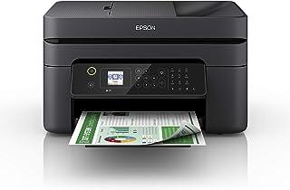 Epson WorkForce Print/Scan/Kopiëren/Fax Wi-Fi-printer met ADF WF-2830 WF-2830 Zwart