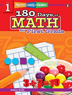 180 Days of Math Series for First Grade