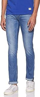 Lee Cooper Men's Straight Fit Jeans