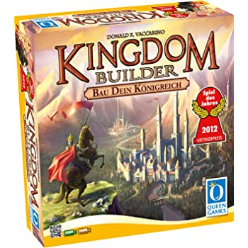 Kingdom Builder Expansion Queen Games QUG61081 Crossroads