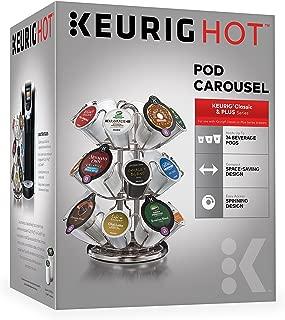 Best keurig elite brewing system with carousel tower Reviews