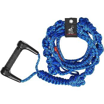 AIRHEAD WakeSurf Rope, 16 ft. Spiral Braid