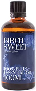 Mystic Moments | Birch Sweet Essential Oil - 100ml - 100% Pure
