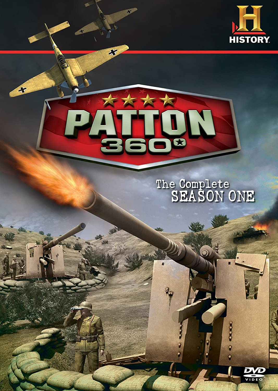 Patton 360: Max 59% OFF The Complete Season Excellent 1