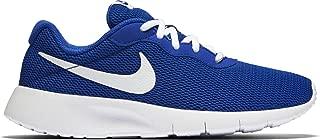 Nike Boy s Tanjun Running Shoe Royal 7 Big Kid M