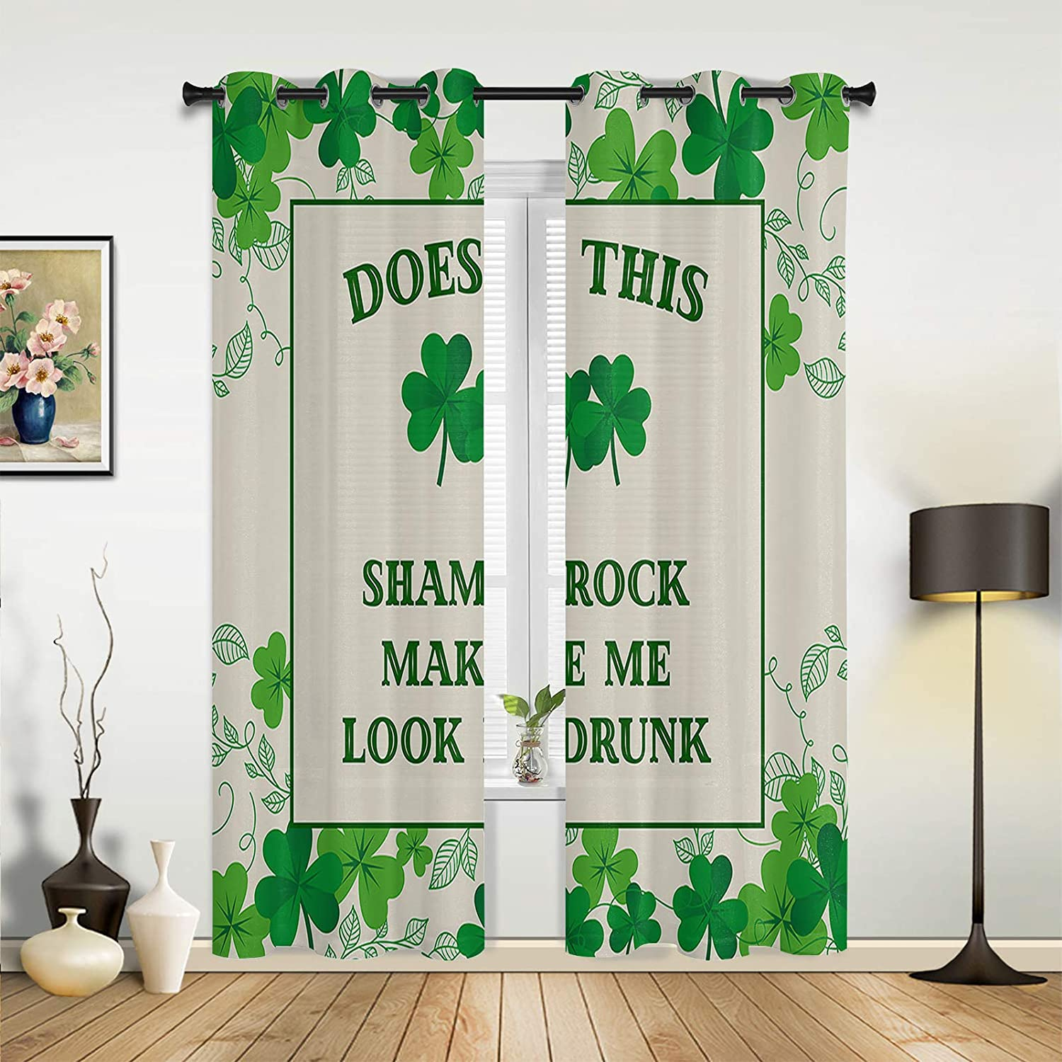 Beauty Decor Window Sheer Now free shipping Curtains for P Room Large special price !! Bedroom St. Living