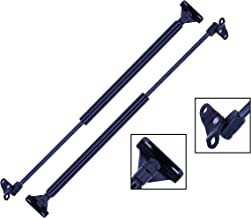 2 Pieces (SET) Tuff Support Rear Gate Lift Supports 2004 to 2006 Lexus RX330 With Power Liftgate