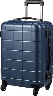 [プロテカ] スーツケース 日本製 機内持ち込み可 ストッパー付 サイレントキャスター チェッカーフレーム 保証付 35L 3.5kg 48 cm