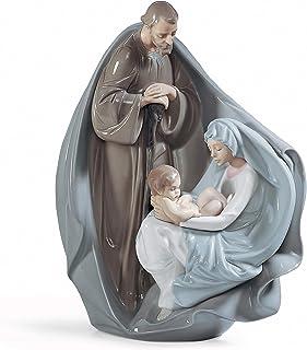 LLADRÓ Figura Nacimiento De Jesús. Figura Belén de Porcelana.