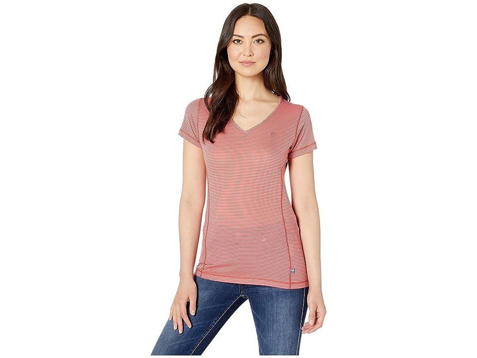 Fjallraven Dasy T-Shirt (Dahlia) Women