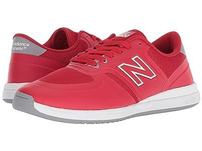 New Balance Numeric 420 (Red/White) Men