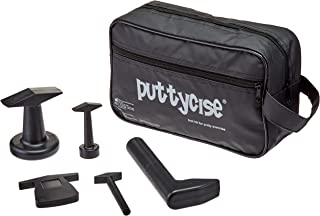 TheraPutty Puttycise ADL Tools, 5 Piece Set with Carry Bag and Exercise Manual