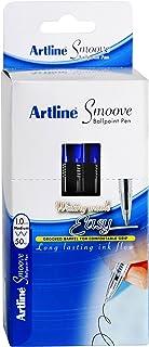 Artline Smoove Bpp Stick Medium Blue - Pack of 50