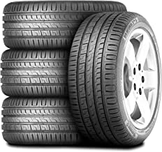 Set of 4 (FOUR) Barum Bravuris 3HM High Performance Radial Tires-255/55R18 109Y XL