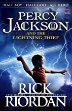 Percy Jackson and the Lightning Thief by Rick Riordan - Paperback