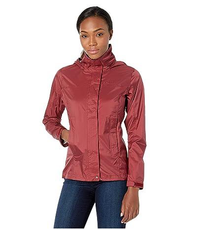 Marmot PreCip(r) Eco Jacket (Claret) Women