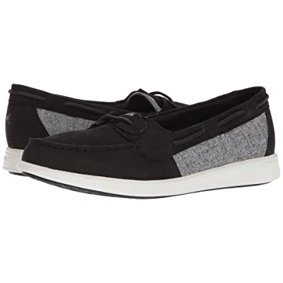 Sperry Oasis Loft (Black Chambray) Women