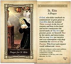 Best st rita holy card Reviews