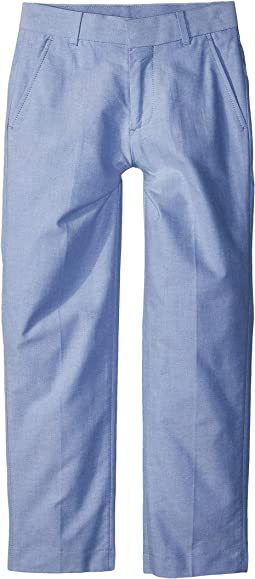 Yarn-Dyed Oxford Pants (Big Kids)