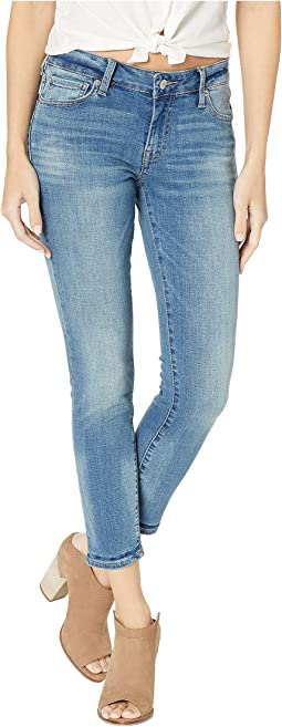 Lolita Crop Jeans in Pinnacle