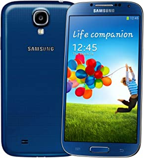New Samsung Galaxy S4 S IV GT-i9505 13MP 4G (FACTORY UNLOCKED) 16GB Blue Phone My GN & Fast Shipping