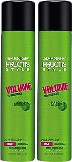 Best garnier volume hairspray Reviews