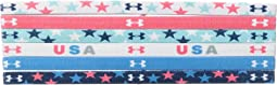 Under Armour - Graphic Headband 6-Pack (Youth)