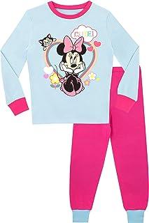 Pijamas para niñas de Disney Minnie Mouse Ajuste Ceñido